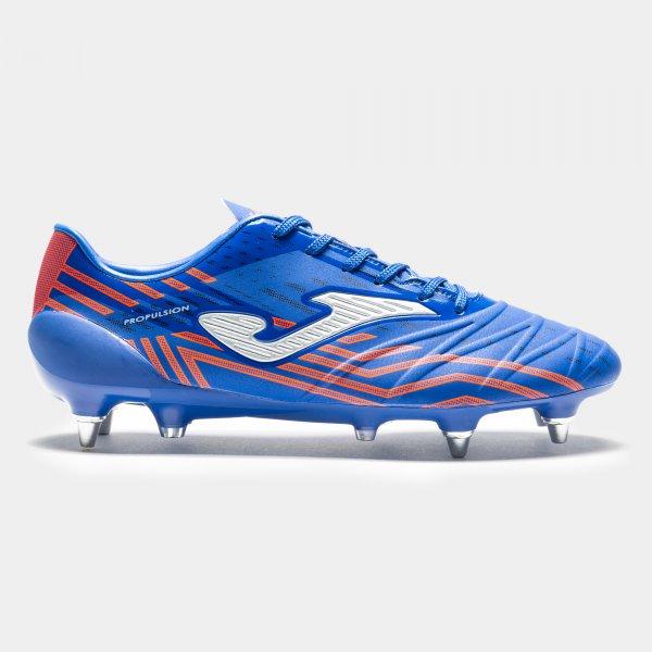 Botas Fútbol – PROPULSION CUP 904 Azul Royal