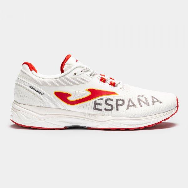 ZAPATILLAS RUNNING R.SUPER CROSS 2022 SPAIN WHITE