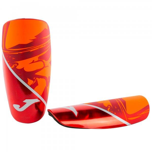 Espinilleras – SPARTAN Rojo-Naranja