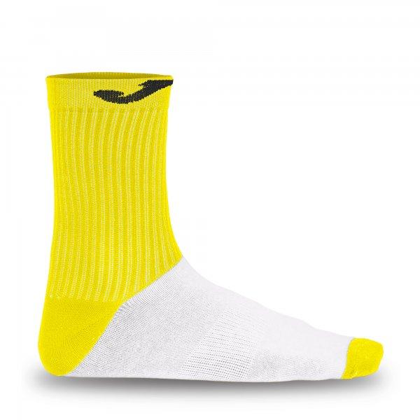 Calcetines Algodón – Amarillo-Negro